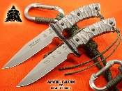 TOPS Knives AFAL01 Apache Falcon Knife 1095 HC Alloy