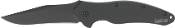 Kershaw Black Shallot Folding Knife 14C28N Steel