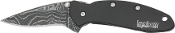 Kershaw 512 layer Damascus  Chive  Folding Pocket Knife