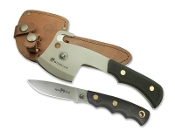 Knives of Alaska 0970FG Bobcat Hatchet/Knife Combo D2 Tool Steel