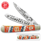 Kissing Crane General Lee Trapper Pocket Knife