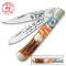 Kissing Crane EMT Trapper Pocket Knife